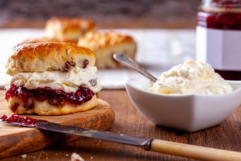 Spas & Country House: Devon Escape, Cream Tea, Prosecco & Late Check Out for 2