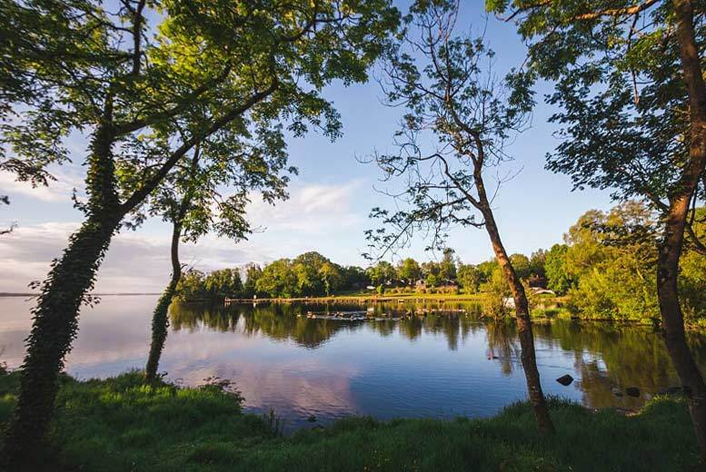 Spas & Country House: 4*Lusty Beg 1-2nt Island Getaway For 2