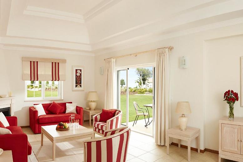 Beach Holidays: 5* Algarve Getaway, Flights & Breakfast - Quinta Resort & Spa!