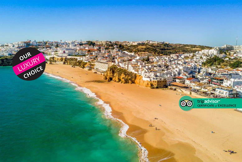 From £79pp (from Weekender Breaks) for a two-night Algarve break with breakfast and flights, from £129pp for three nights, from £159pp for four nights, from £179pp for a five-night break, or from just £249pp for seven nights - save up to 37% from Weekender Breaks