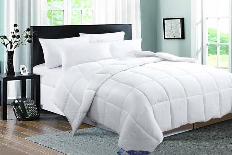 13.5 Tog Duck Feather & Down Duvet – 4 Sizes! (£21.99)