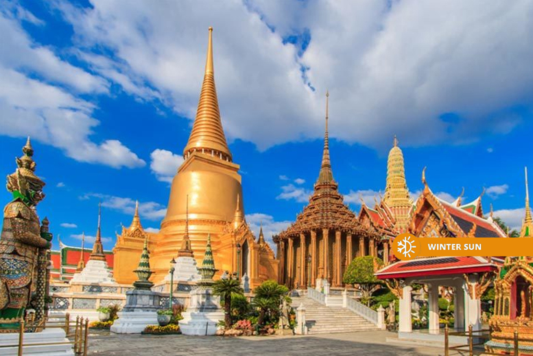 From £549pp (from Weekender Breaks) for a seven-night Bangkok and Pattaya getaway with transfer between destinations and return flights, from £629pp for 10 nights - save up to 22% from Weekender Breaks