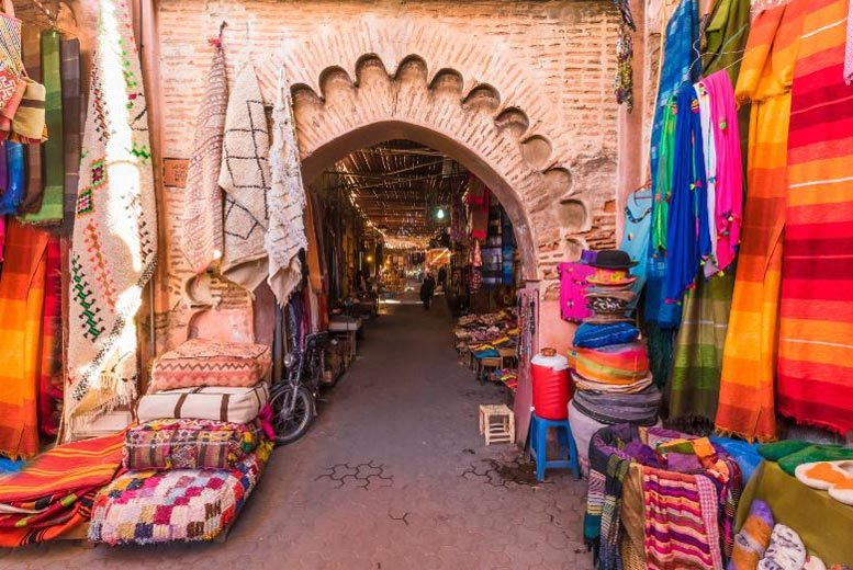 European City Breaks: 4* or 5* All-Inclusive Marrakech Break & Flights - Aqua Park Hotels!