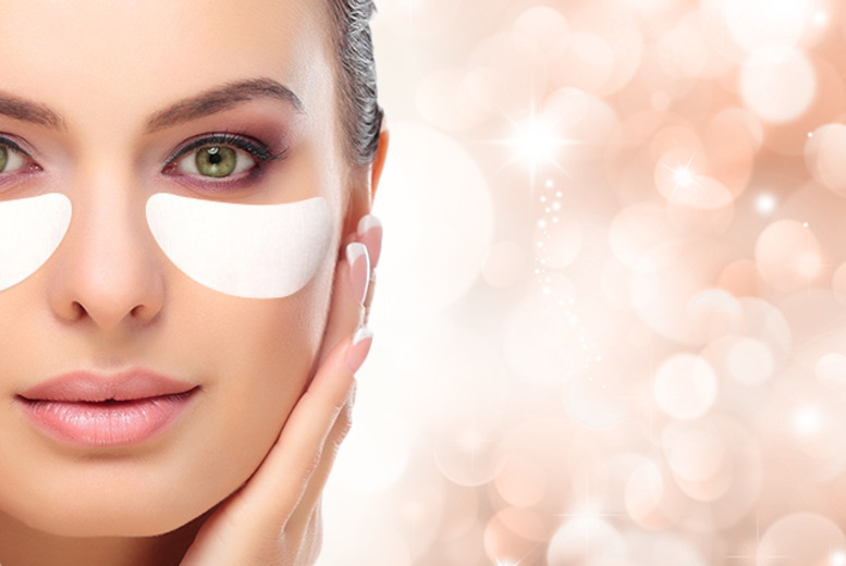 £8 instead of £82 (from SalonBoxed) for 20 collagen eye patches - save a relaxing 90%