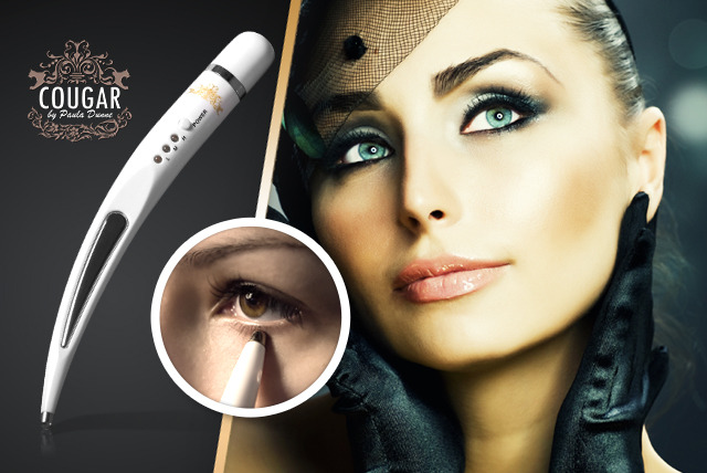 £9.99 instead of £99.99 (from Cougar Products) for a Galvanic 'anti-ageing' pen, or £19 to include serum - save up to 90%
