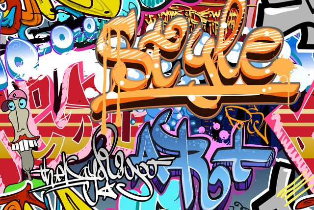 £24 for a 2-hour graffiti masterclass at Graffik Gallery, Portobello Road