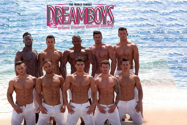 From £18 for a ticket to see the Dreamboys show inc. a cocktail, buffet and club entry - save up to 41%