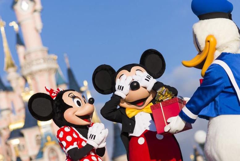 European City Breaks: Magical Disneyland Paris Break & Flights – Park Ticket Options!