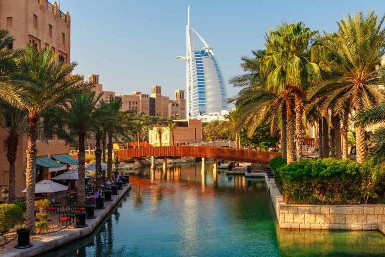 Long Haul & Cruises: 4* Dubai Queen Elizabeth 2 Ship Hotel Stay, Breakfast & Flights