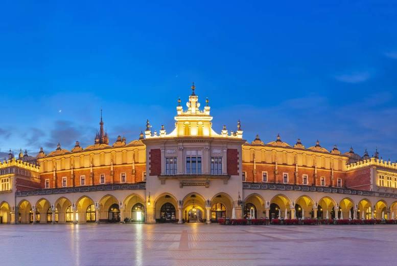 European City Breaks: 4* Krakow City Spa Hotel Stay, Breakfast & Flights - Spa Hotel!