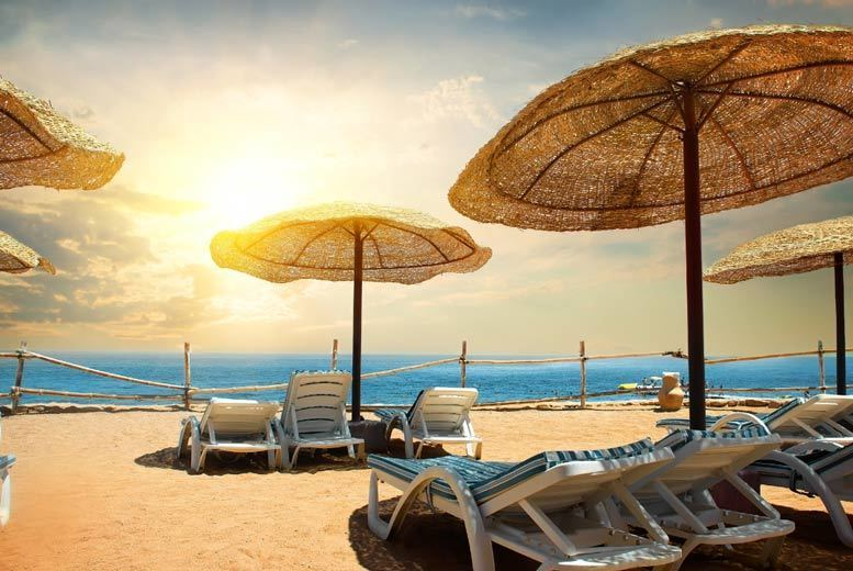 Beach Holidays: 7nt 5* All-Inclusive Hurghada Holiday & Flights - Red Sea Coast!