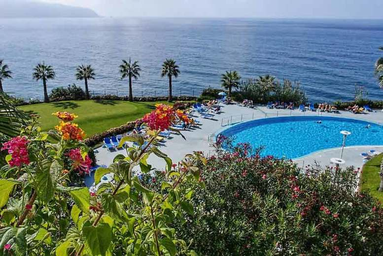 Beach Holidays: 4* All-Inclusive Madeira Break & Flights - Summer 2020 Dates!