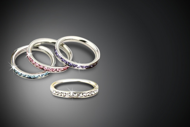 £9 instead of £29.99 (from Marcus Emporium) for a Swarovski crystal ring, £13 for two, £14 for three or £15 for four - save up to 70%