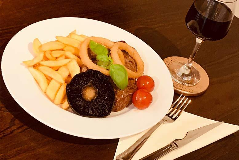 Restaurants & Bars: 2 Or 3-Course Dining & Drinks For 2 @ Coyote Bar & Diner, Wisbech