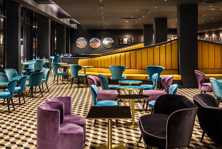 Restaurants & Bars: Princes Street Afternoon Tea for 2 @ Mercure - Prosecco Option!