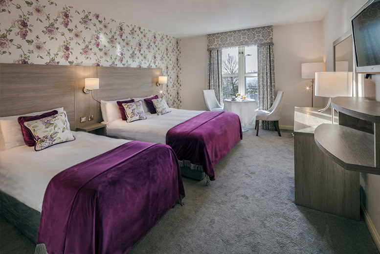 Ireland: 4* The Landmark Hotel, Breakfast & Late Check Out, County Leitrim