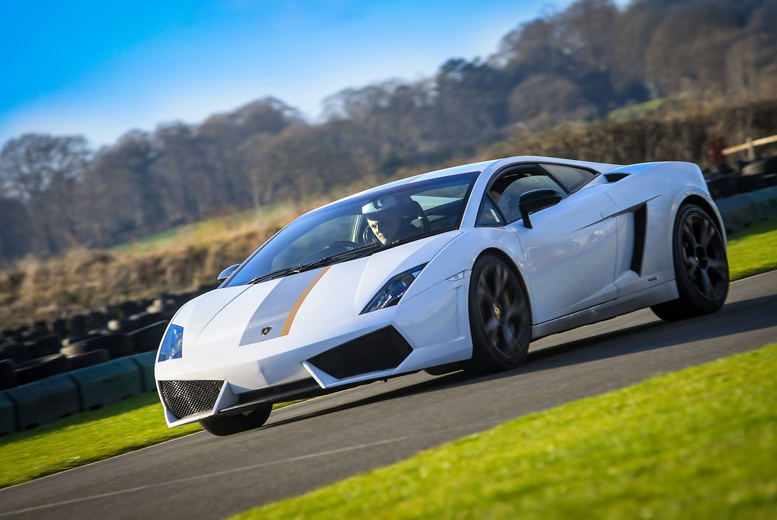 Activities: 3-Lap Lamborghini or Ferrari Driving Experience @ 6 Locations
