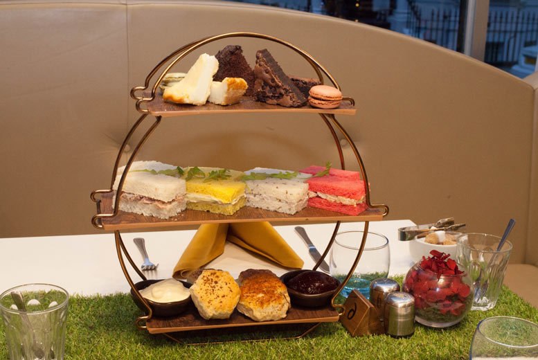 Restaurants & Bars: 4* Park Grand Afternoon Tea & Prosecco for 2, Kensington