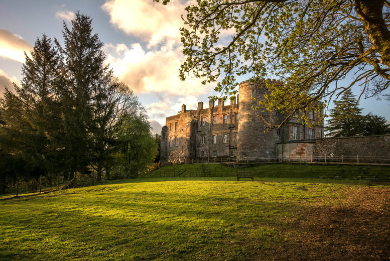 Spas & Country House: 1-2nt Luxury Appleby Castle Stay for 2 - Dining & Tour Options!