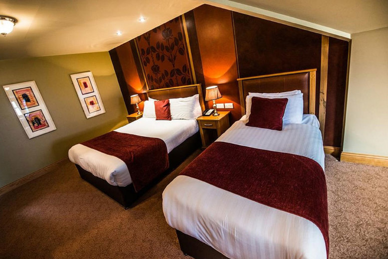 Ireland: 1-2nt 4* Donegal Escape & Breakfast for 2 - Spa Treatment Option!