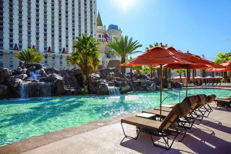 Long Haul & Cruises: Las Vegas Getaway & Flights - Fremont Street or Las Vegas Boulevard