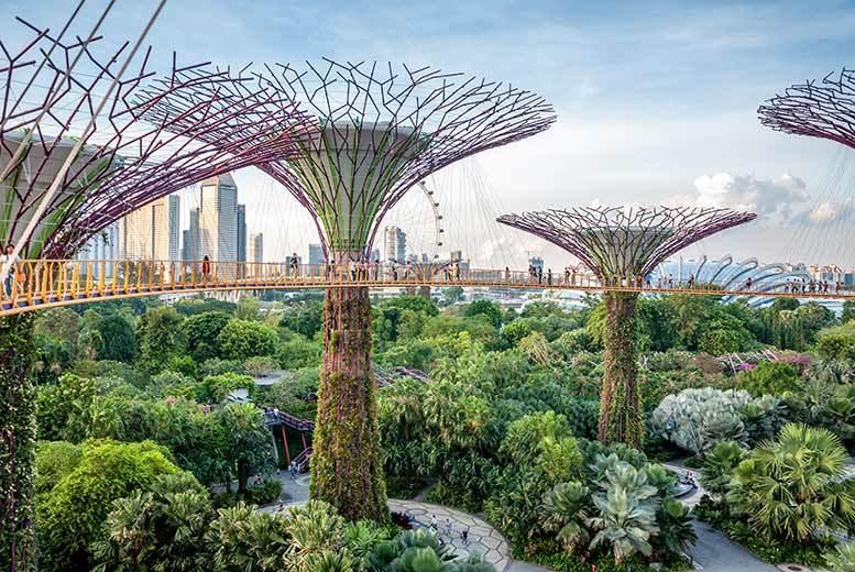 Long Haul & Cruises: 7nt 4* Singapore & Malaysia Getaway & Flights - Optional Tours!