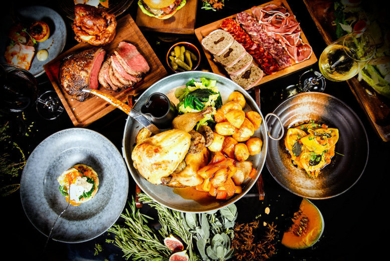 Restaurants & Bars: Malmaison Sunday Lunch & 'Unlimited' Hors D'oeuvres - 12 Locations!