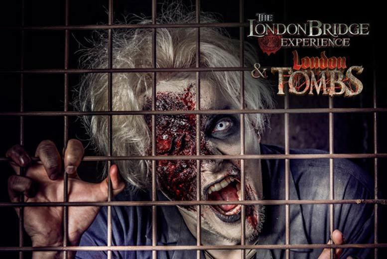 Entertainment: The London Bridge Experience & Tombs - UK's Scariest Attraction!