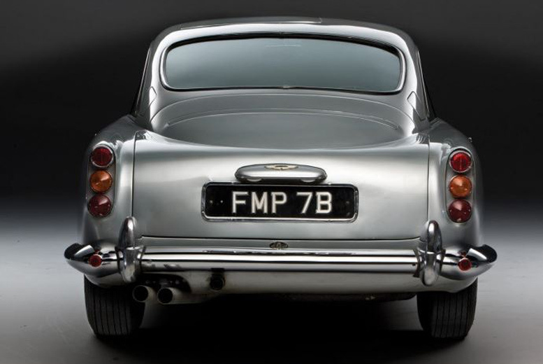 Activities: 3-Lap Aston Martin DB5 Driving Experience - 15 Locations!