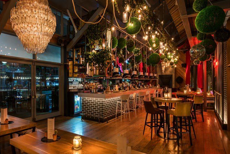 Restaurants & Bars: Sunday Dinner & Wine for 2 @ Impossible, Manchester