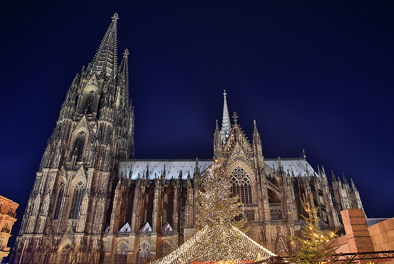 European City Breaks: Cologne Christmas Markets Getaway & Flights