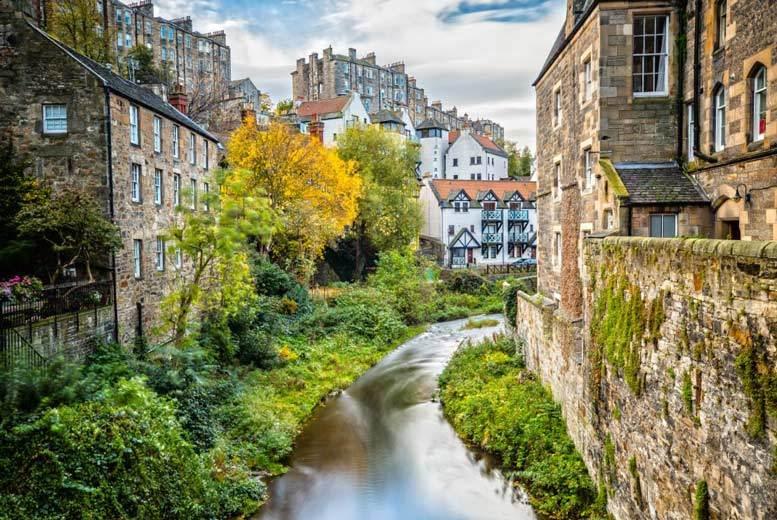 UK City Breaks: Edinburgh Christmas Market Escape, Central Haymarket Hotel & Flights