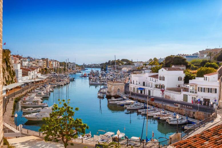 Beach Holidays: 4* Half-Board Menorca Holiday & Flights - Award-Winning Hotels