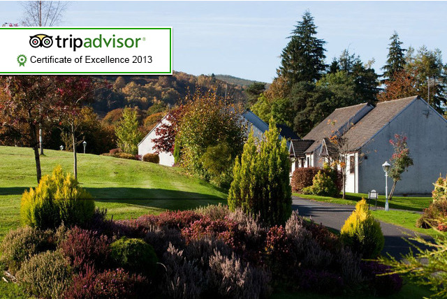 From £89 (at Moness Resort, Perthshire) for 2nts in a luxury cottage for up to 4, £119 for up to 6, £149 for up to 8 - save up to 53%