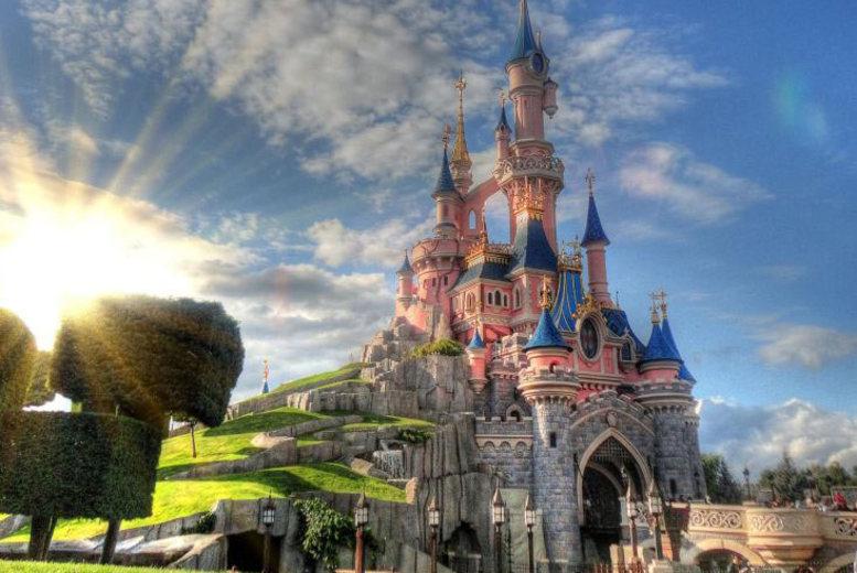 European City Breaks: Disneyland Paris Stay & Flights or Eurostar - Add Park Tickets!