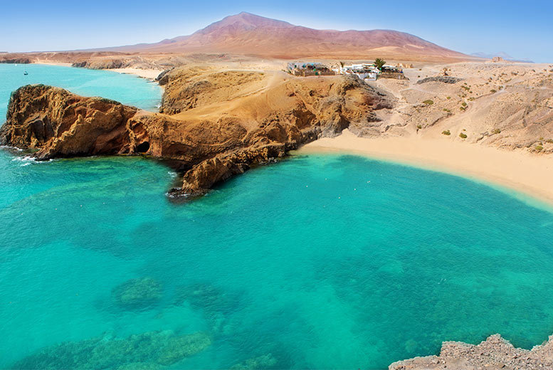 Beach Holidays: 4* or 5* All-Inclusive Lanzarote Holiday & Flights - 2019 Winter Sun!