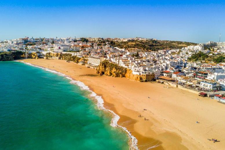 Beach Holidays: All-Inclusive Algarve Escape & Flights - Albufeira Coast!
