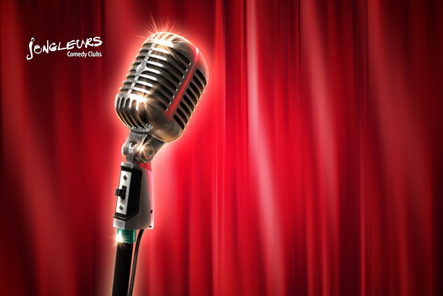 £8 instead of £17 for one Jongleurs comedy night ticket inc. glass of bubbly on arrival, £16 for two at Jongleurs, Covent Garden - save up to 53%