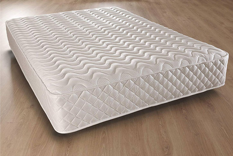 From £99 instead of £280 (from That Mattress) for a luxury memory sprung mattress – choose from six sizes and save up to 65%