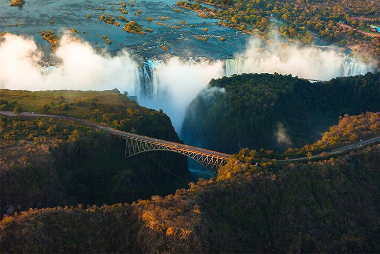 £699 instead of £995 (from The Great Projects) for a 10-day Victoria Falls volunteer and conservation package inc. transfers and accommodation - save 30%