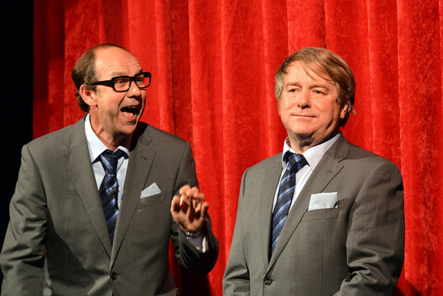 £15 for an upper circle ticket to see 'Eric and Little Ern' on a choice of dates at The Vaudeville, Strand, £20 for a top-price ticket - save up to 25%