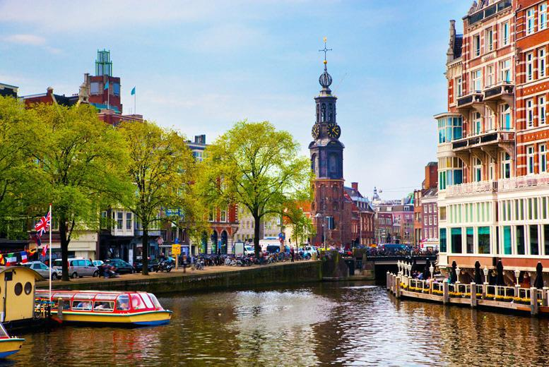 From £119pp instead of up to £191.13pp (from ClearSky) for a 2nt Amsterdam break inc. flights, from £149pp for 3nts - save up to 38%