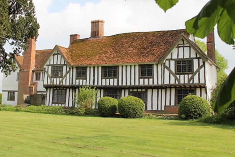 £69 (at Hill Farm, Lavenham) for a 1nt stay for 2 inc. b'fast & daily meditation, £219 for a 3nt 'Juice Detox' with Inner Guidance - save up to 54%