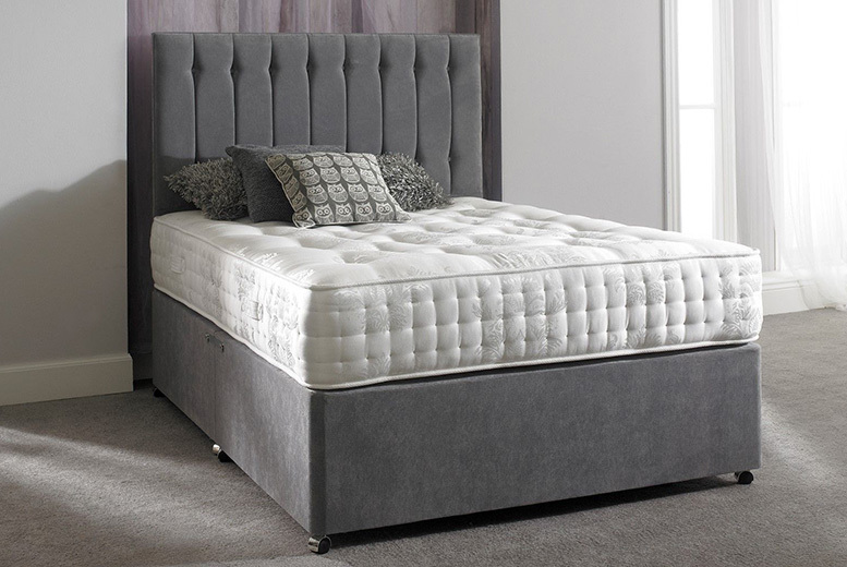 From £129 (from Sleep Express) for a Cashmere 4000 pocket sprung mattress – choose from six sizes!