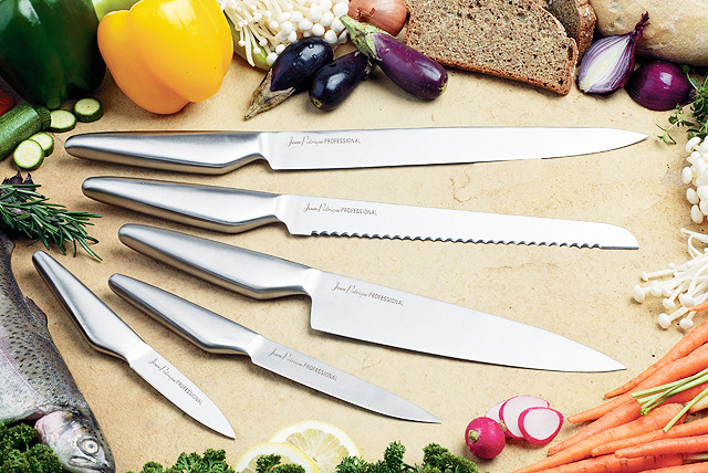 £9.99 instead of £125.99 (from Jean-Patrique) for a 5-piece stainless steel Oriental knife set - save 92%