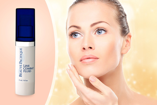£19.99 instead of £48.20 (from Beaute Pacifique) for a 15ml bottle of 'Line Combat' Fluid - save 59%