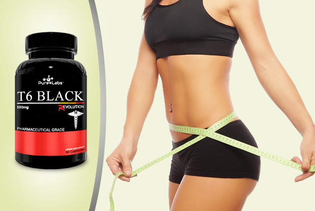 £19.99 instead of £33.99 (from Factory Supplements) for 90 Pure Labs T6 Black Revolution  'Fatburner' supplement capsules - save 41%