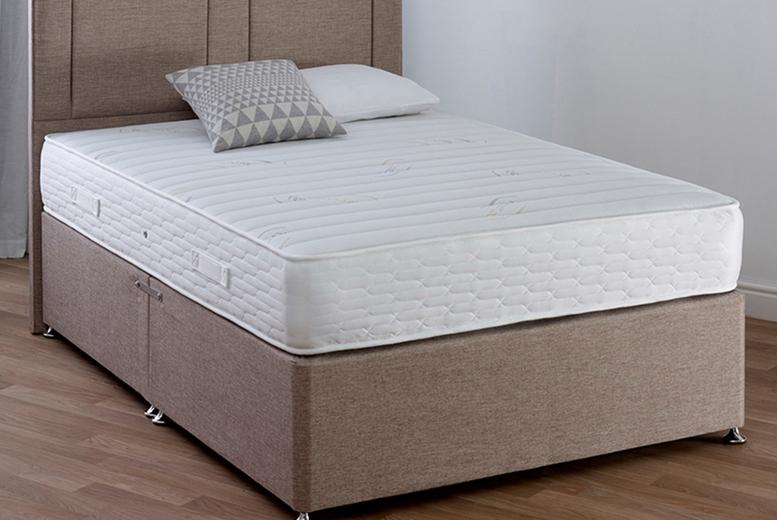 King Charles 7500 Ultimate Comfort Mattress – 5 Sizes! (£139)