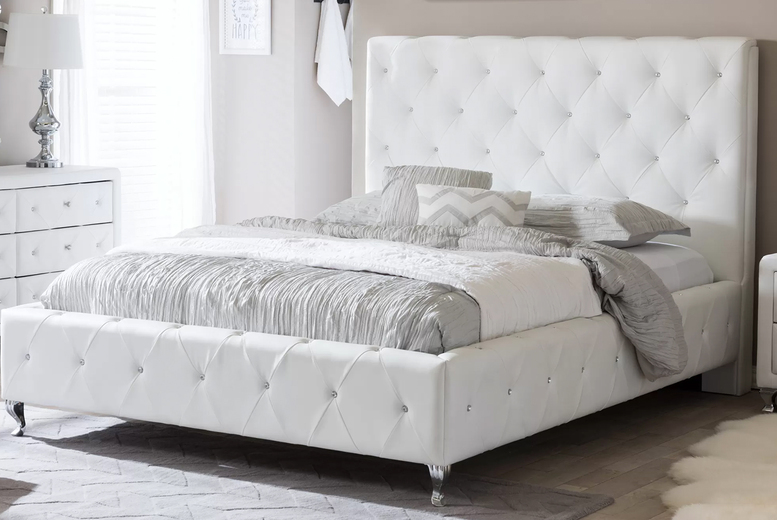 Swiss Bedstead – 3 Sizes! (£229)