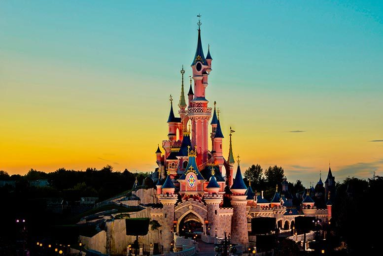 From £149pp for a two-night Disneyland® Paris stay with flights and one-day park entry, from £469 for a family of three, from £599 for four - save up to 35%